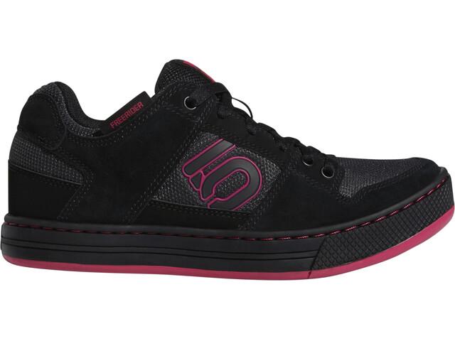 Five Ten Freerider Shoes Women carbon/core black/vivber
